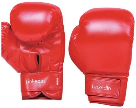 LinkedIn boxing